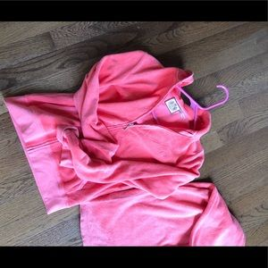 Juicy Couture Coral Track Suit